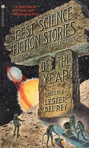 Cover of: Best Science Fiction Stories of the Year (5) | Various