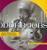Cover of: Odder jobs | Nancy Rica Schiff