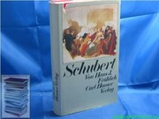 Cover of: Schubert