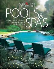 Pools & Spas by Fran J. Donegan, David Short