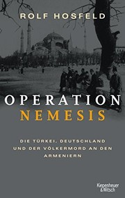 Cover of: Operation Nemesis
