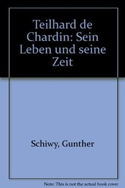Cover of: Teilhard de Chardin