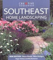 Cover of: Southeast Home Landscaping | Roger Holmes