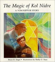 Cover of: The magic of Kol Nidre