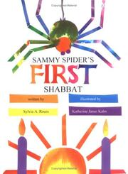 Cover of: Sammy Spider's first Shabbat
