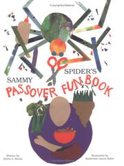 Cover of: Sammy Spider's Passover Fun Book (Sammy Spider Set)