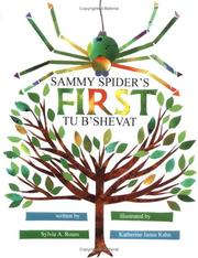 Cover of: Sammy Spider's first Tu B'Shevat