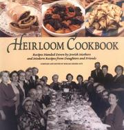Cover of: Heirloom Cookbook | Miriam Lerner Satz