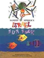 Cover of: Sammy Spider's Israel Fun Book