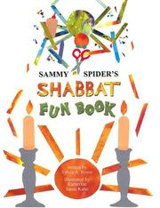 Cover of: Sammy Spider's Shabbat Fun Book (Shabbat)