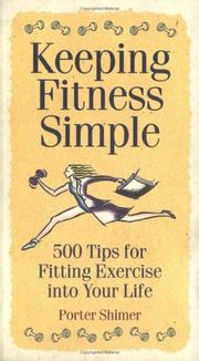 Cover of: Keeping fitness simple