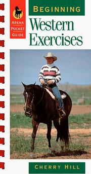 Cover of: Beginning western exercises