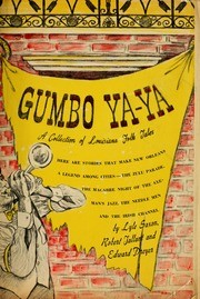 Cover of: Gumbo Ya-Ya: A Collection of Louisiana Folk Tales