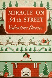 Cover of: Miracle on Thirty-Fourth Street | Valentine Davies