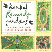 Cover of: Herbal remedy gardens