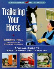 Cover of: Trailering Your Horse