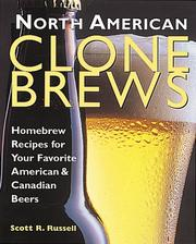 Cover of: North American Clone Brews | Scott R. Russell