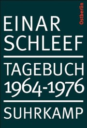 Cover of: Tagebuch 1964 - 1976 Ostberlin