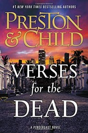Cover of: Verses for the Dead (Agent Pendergast)