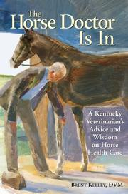 Cover of: The Horse Doctor is In