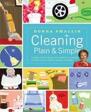 Cover of: Cleaning | Donna Smallin