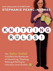 Cover of: Knitting Rules! | Stephanie Pearl-McPhee