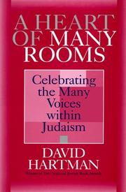 Cover of: A heart of many rooms | David Hartman