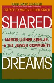Cover of: Shared dreams