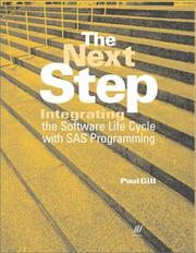 Cover of: The Next Step