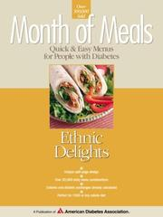 Month of Meals by American Diabetes Association