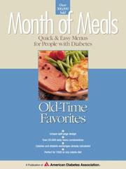 Cover of: Old-time favorites