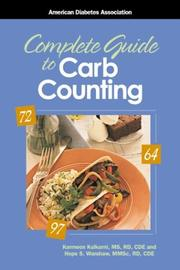 Cover of: Complete Guide to Carb Counting
