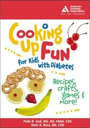 Cover of: Cooking up Fun for Kids with Diabetes | Patti B. Geil