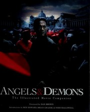 Cover of: Angels & Demons: The Illustrated Movie Companion