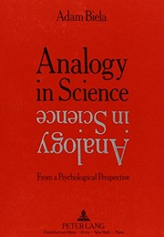 Cover of: Analogy in science: from a psychological perspective