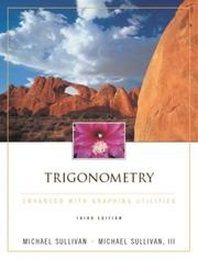 Cover of: Trigonometry Enhanced with Graphing Utilities
