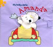 Cover of: My Baby Sister Amanda