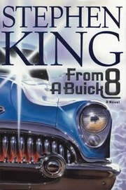 Cover of: From a Buick 8