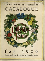Cover of: Catalogue | American Forestry Co