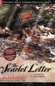 Cover of: The Scarlet Letter, Literary Touchstone Edition