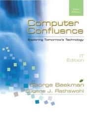 Cover of: Computer Confluence IT Edition