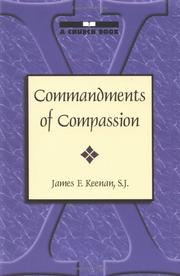Cover of: Commandments of Compassion