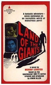 Cover of: Land of the Giants |
