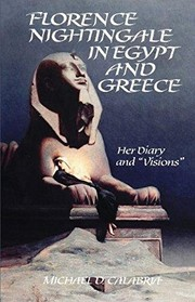 Cover of: Florence Nightingale in Egypt and Greece |