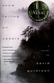 Cover of: Snow Falling on Cedars | David Guterson