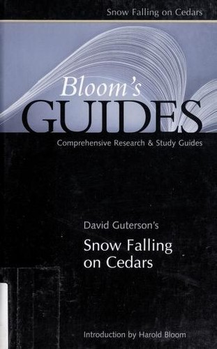 David Guterson's Snow Falling on Cedars by