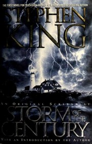 Cover of: Storm of the Century