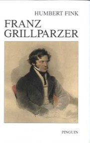 Cover of: Franz Grillparzer