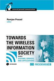 Cover of: Towards the wireless information society