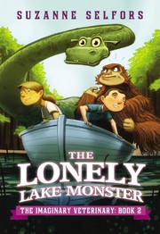 Cover of: The Lonely Lake Monster (The Imaginary Veterinary)